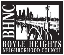 Boyle Heights Neighborhood Council Logo