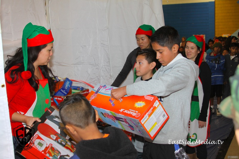 34th Annual Miracle on 1st street Hollenbeck Youth Center Toy Drive