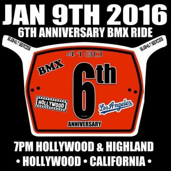 4130 Subway Series Hollywood 6th Anniversary 2016