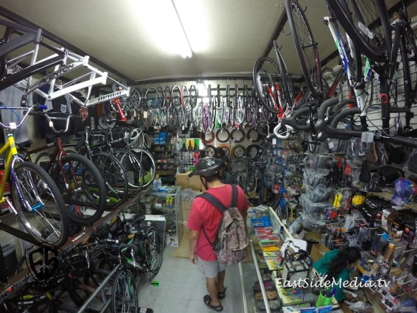 Orion Bike Shop - East LA
