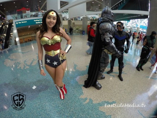 WonderCon Los Angeles 2016 - Wonder Woman
