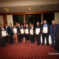Lincoln Heights Chamber of Commerce Installation Dinner 2016