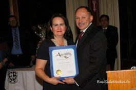 Lincoln Heights Chamber of Commerce Installation 2016