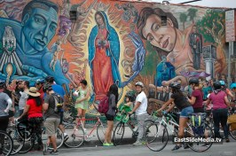 East Side Mural Ride