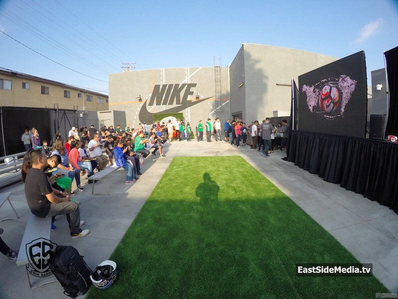 U.S Soccer festival & viewing Experience - Nike East Los Community Store
