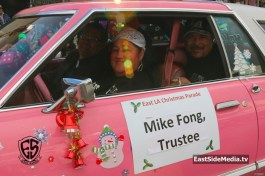Mike Fong East LA Christmas Parade