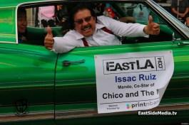 Issac Ruiz East LA Christmas Parade
