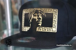 Tupac Hat East Los Boy Apparel