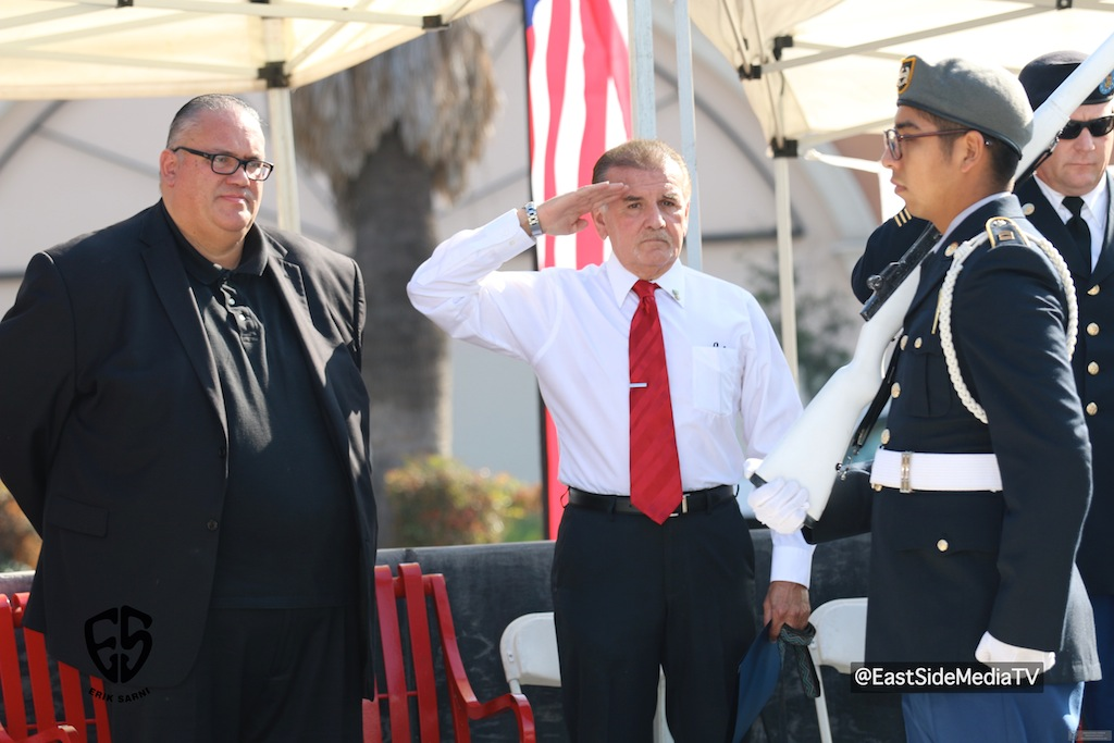El Sereno Veterans Day Tribute