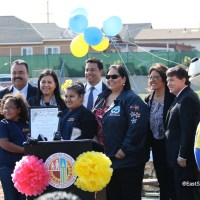 Malabar Street ES Eco Learning Center Ribbon -Cutting Ceremony