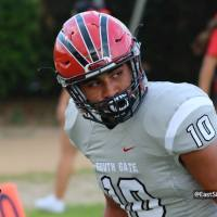 Lucio Ready to Lead South Gate's Defense