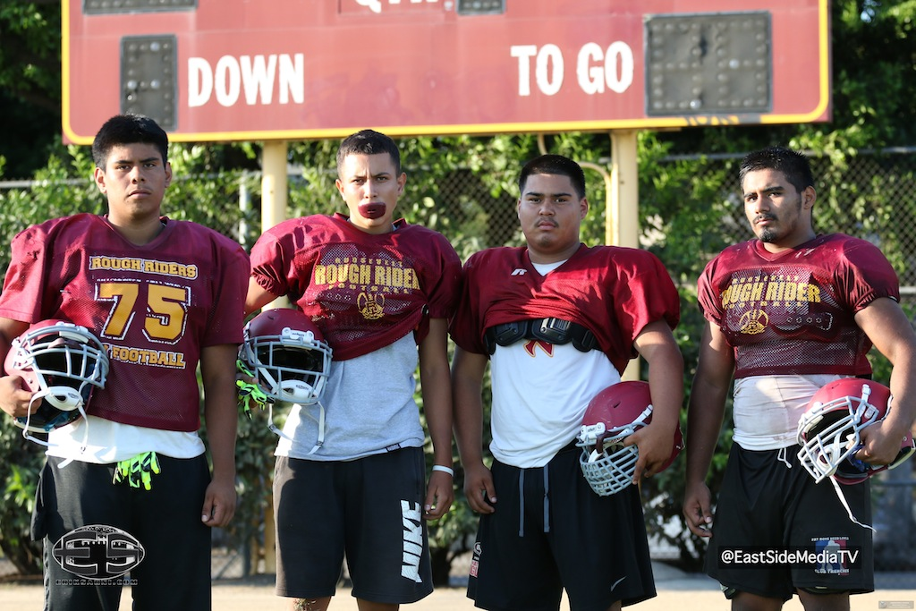 Behind new coach Aldo Parral, Rough Riders ready for big season