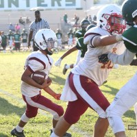 JV- Riders open season with victory over Canoga Park 28-13