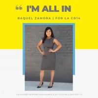 Raquel Zamora for LA City Council District 14