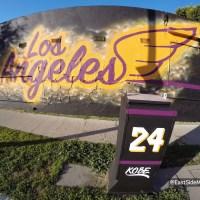 El Sereno Mural Honors Kobe Bryant