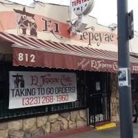 El Tepeyac Cafe in Boyle Heights