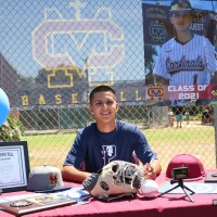 Randy Torres of CSHM signs with The University of Antelope Valley