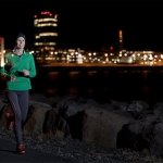 be safe at night with fitness