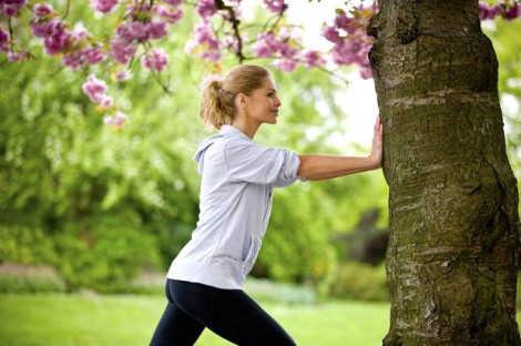 spring exercise motivation activities