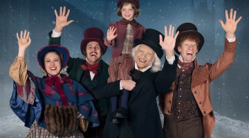 "Barter Theatre presents ""A Christmas Carol."" (Contributed)"