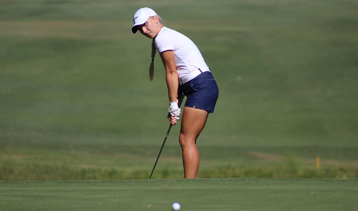 Women's golf finish sixth at the Brickyard Collegiate ...