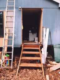 framing front door