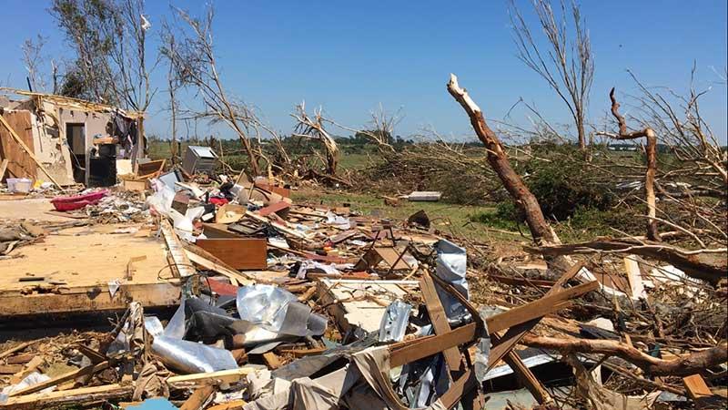 canton texas tornado aftermath