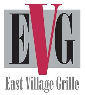 East Village Grille Asheville NC Logo H300px