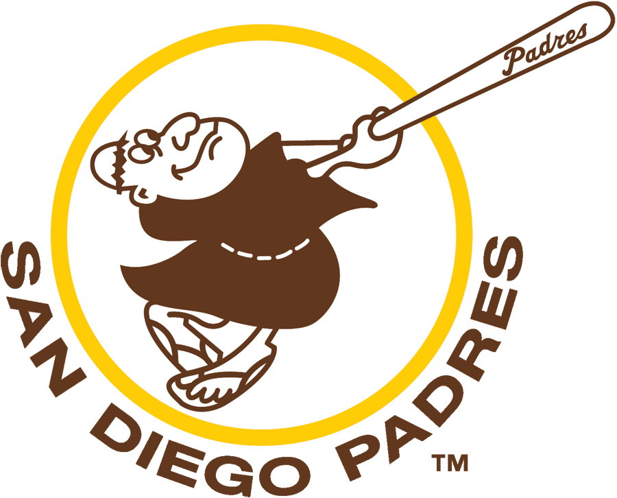Image result for padres old logo