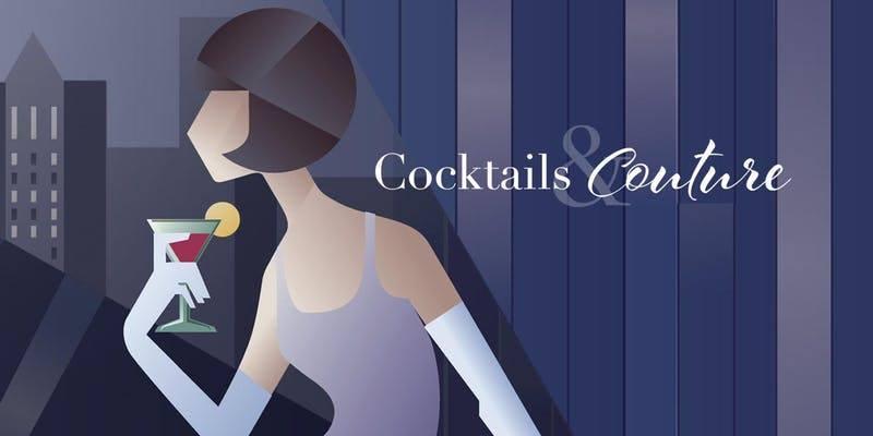 Cocktails & Couture at the Cincinnati Art Museum