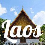 Zdjęcia z Laosu