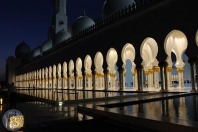 Sheikh Zayed Grand Mosque - Abu Dhabi