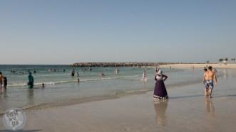 Al Mamzar Beach Park - Dubai
