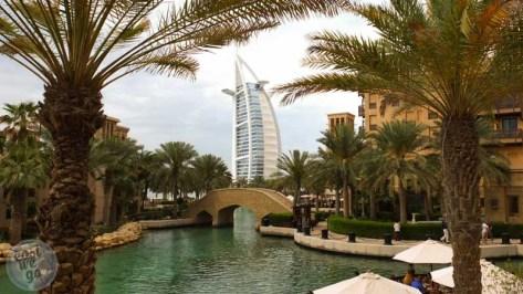 Souq Madinat/Burj Al Arab