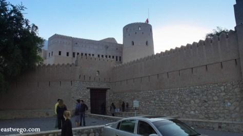 Fort in Rustaq
