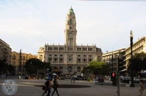 Porto - Aliados - Câmara Municipal