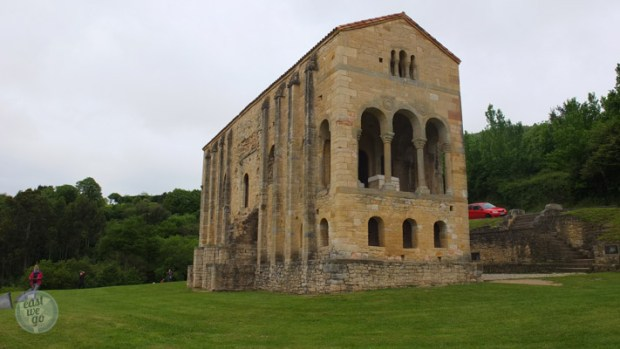 Oviedo - Santa Maria del Naranco