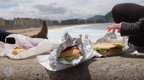 Pampero Sandwich - San Sebastian