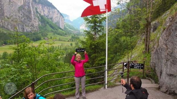 Interlaken and waterfall-14