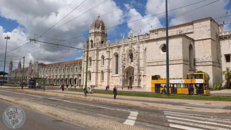 Jerónimos - Lisboa