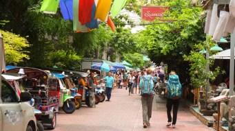 Soi Rambuttri - Bangkok