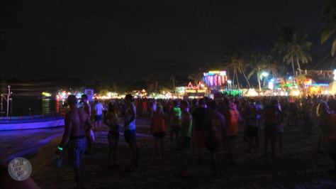 Koh Phangan - Full Moon Party - Thailand