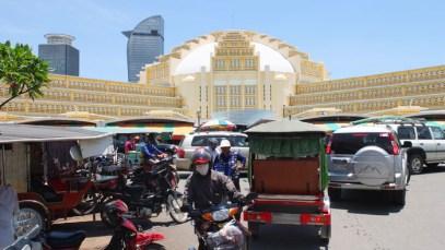 Phnom Penh - Central Market
