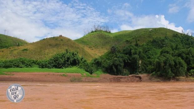 Boat Muang Khua to Muang Ngoi-3