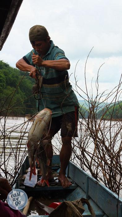 Boat Muang Khua to Muang Ngoi-9