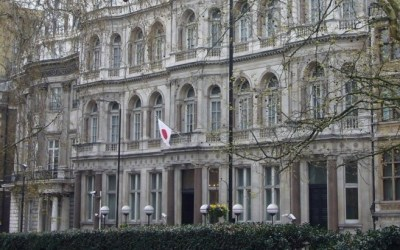 Contract Secured: Japanese Embassy