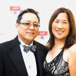 Robert Kawahara and Marti Quan_2014 Gala