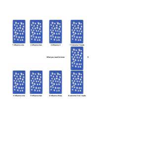 034 should I cards