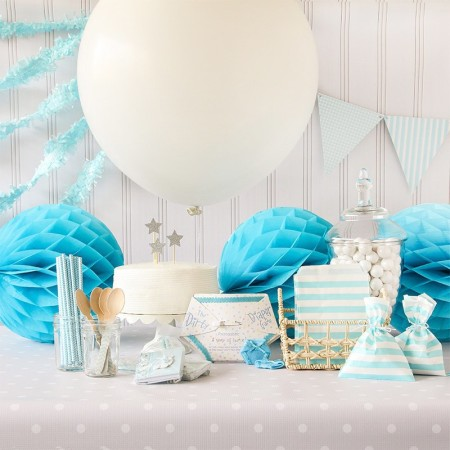 boys baby shower party supplies