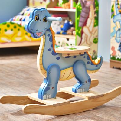dinosaur toy rocker